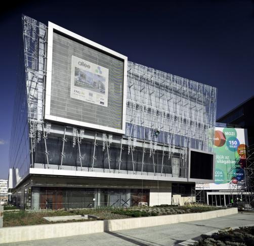 ALLEE Újbuda Városközpont