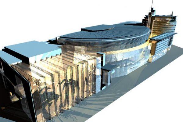Kongresszusi Központ  – Millenniumi Városközpont, 2002