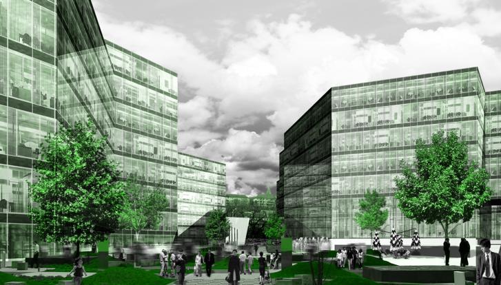 Tervjavaslatok a Déli pályaudvar környezetének fejlesztéséhez