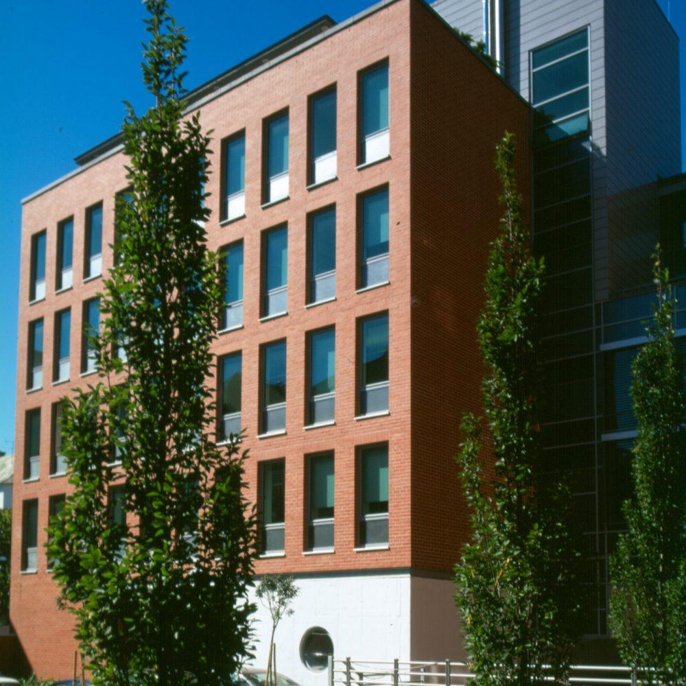 Külügyminisztérium Nagy Imre téri épületei