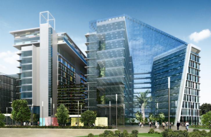 Millenniumi Városközpont – fejlesztői pályázat, 2009