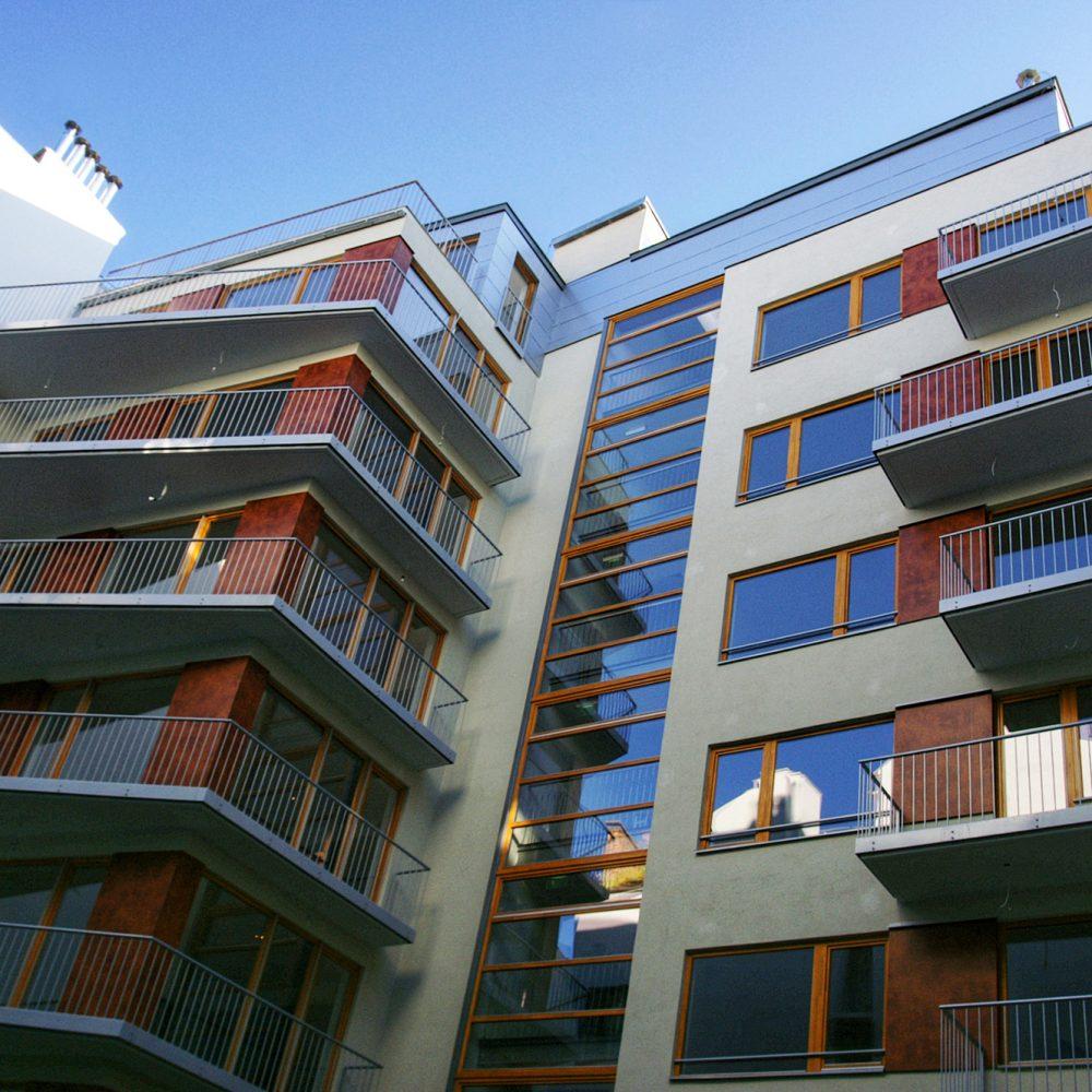 Ó utcai lakóépület