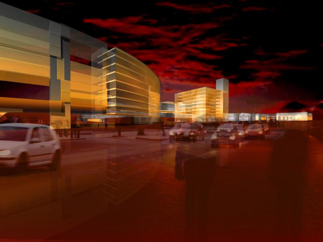 Zugló Városközpont – városépítészeti tervpályázat