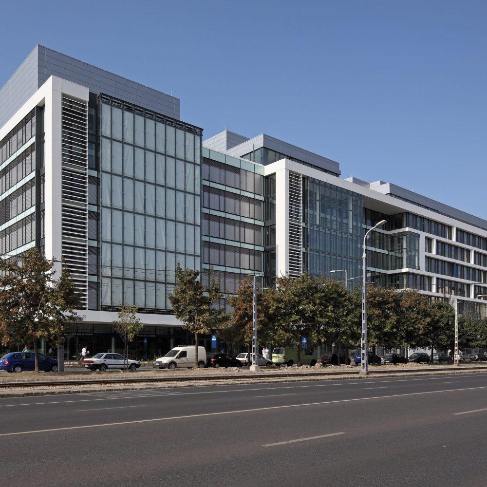 K&H Bank Székház