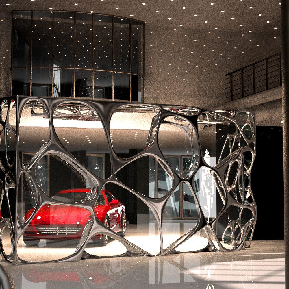 Ferrari Szalon, Bank Center