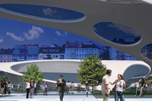 Széll Kálmán tér rekonstrukciója – koncepció tervpályázat 2