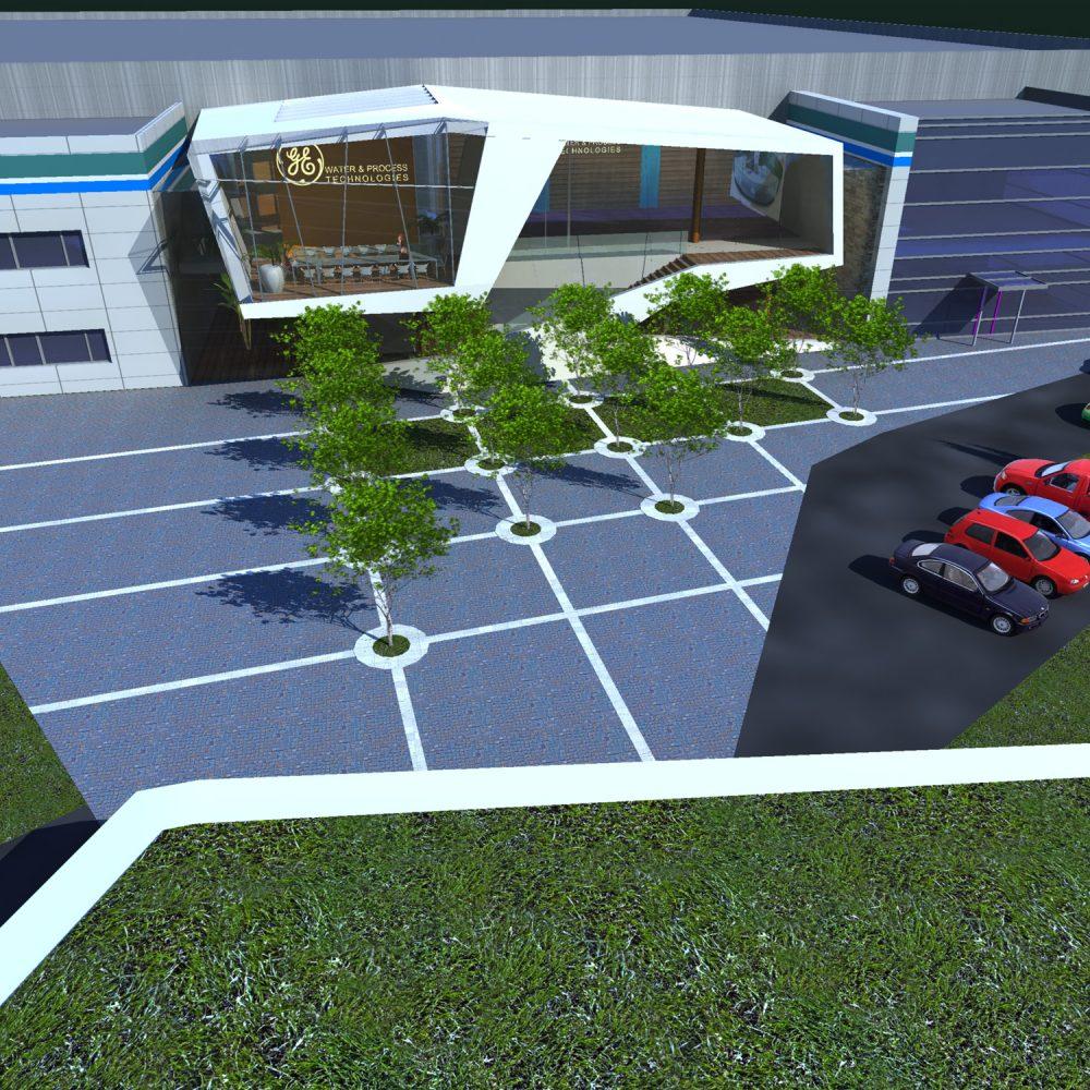Zenon oktatási épület